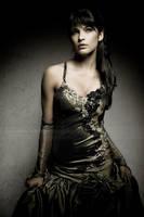 Joeline - Copper Princess by FuzzyYak