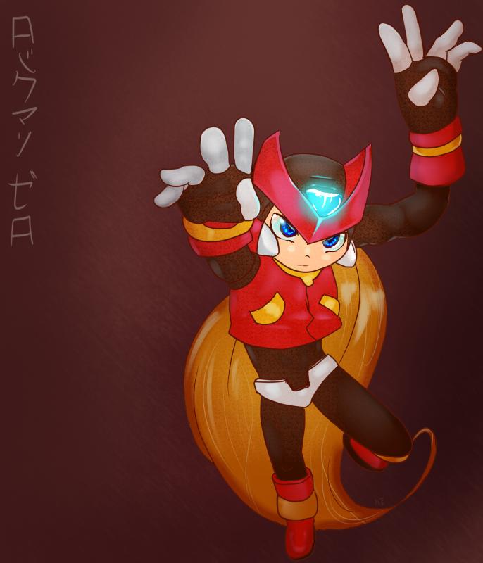 Zero Omega by Thrash-san9