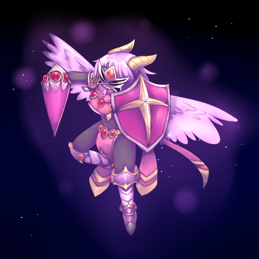 Galacta Knight by kolthedestroyer on DeviantArt