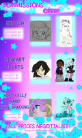 Commissions Open (Again)