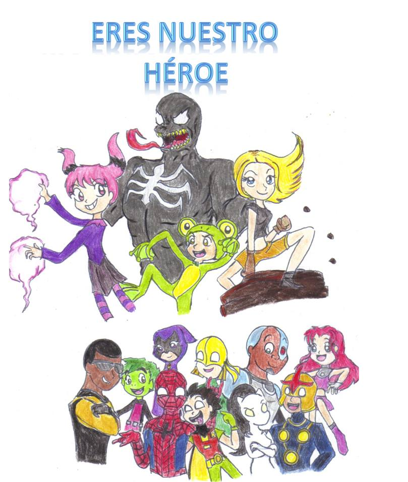 Absolutely agree Ultimate teen titans pity