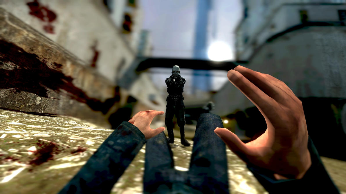 Rebel Vs. Combine 2 ::Half Life 2:: by guywiththesuitcase ...