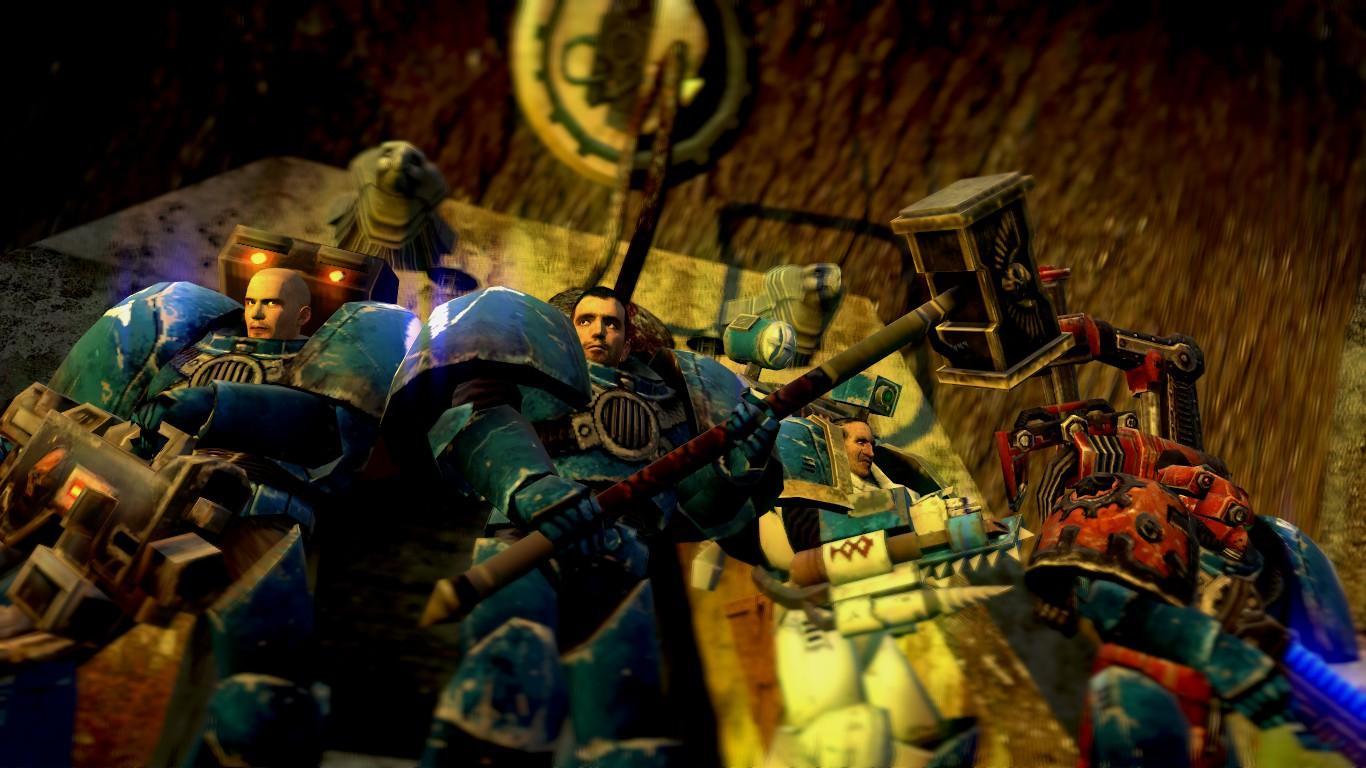 Adeptus Astartes ::Warhammer40k:: by guywiththesuitcase