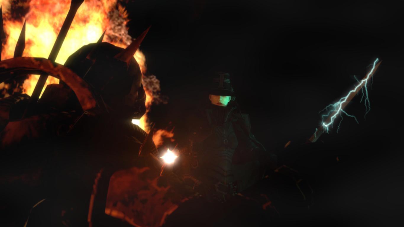 Manditory burning ::Warhammer 40k:: by guywiththesuitcase