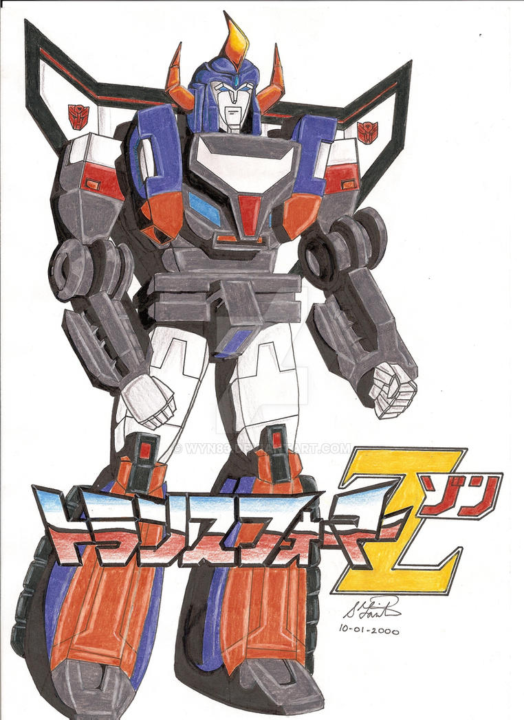 Dai Atlas - Transformers: Zone by Wyn83
