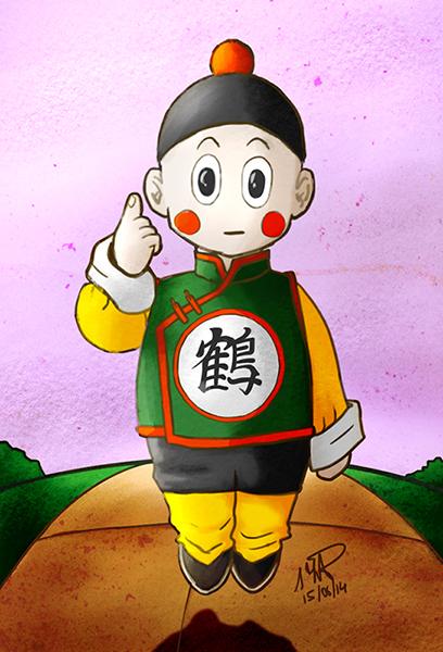 Chiaotzu - Dragon Ball Z by Wyn83