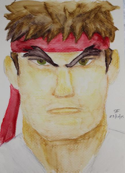 Ryu by Wyn83