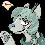 Milo pixel by Scolanlc