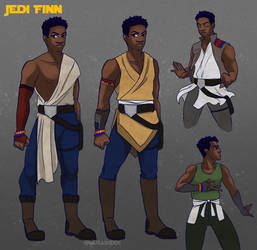 Jedi Finn