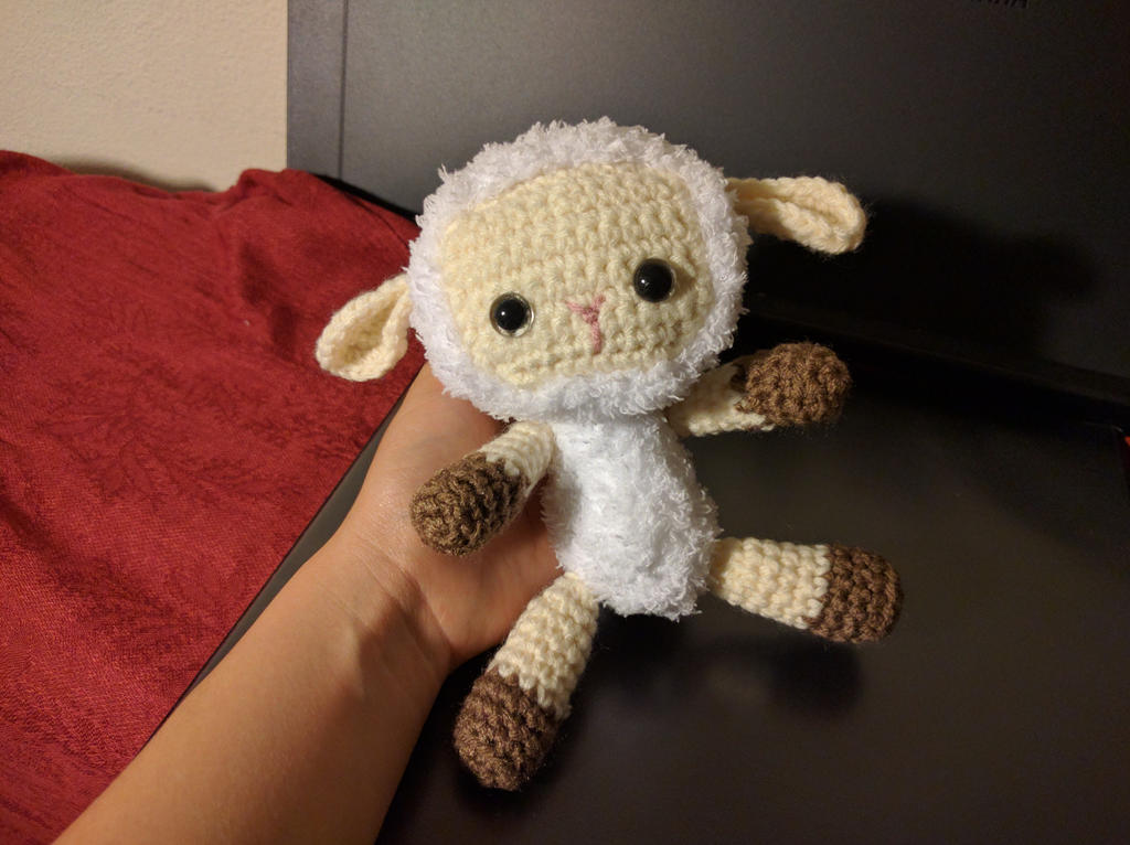 Amigurumi Reddit : Amigurumi Lamb by Opundo on DeviantArt