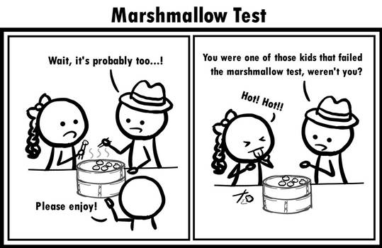 69 Marshmallow Test