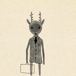 Deers Wear Suits Too by D-E-E-R