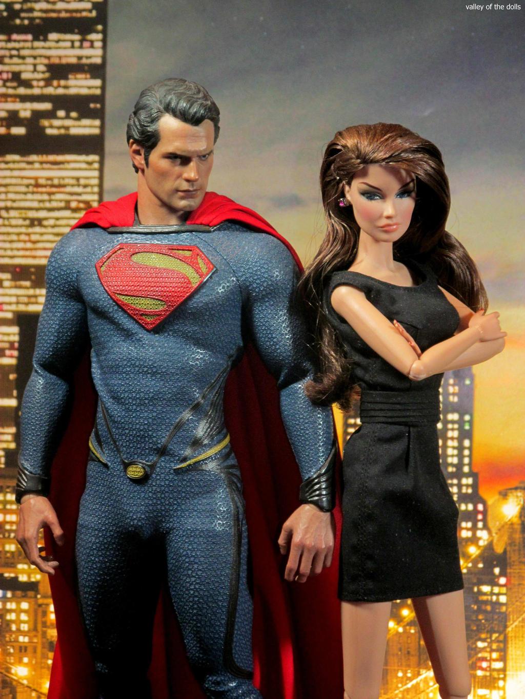 Lois Lane Action Figure: Superman And Lois Lane By Enkilakasha On DeviantArt