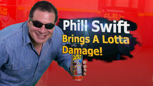 Warning! Challenger Approaching: Phil Swift