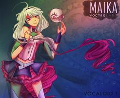Maika by KuroKoenGCP