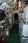 Control Room Looking Aft