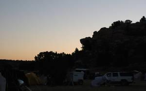 Sunrise at Okie-Tex by DocMallard
