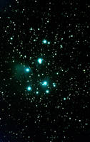 The Pleiades by DocMallard