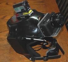Camera Helmet Number Three by DocMallard