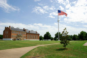 Ft Smith Courthouse by DocMallard