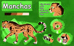 Manchas by Luciajalf