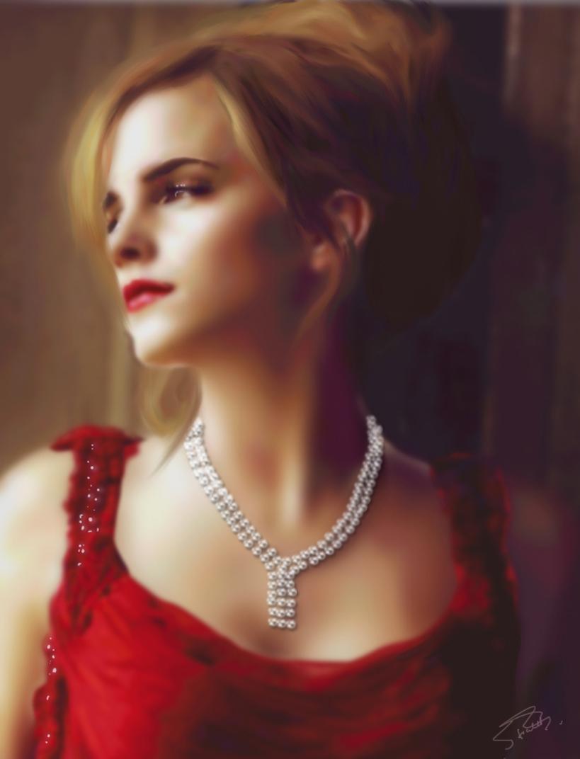 Emma Watson by milou15