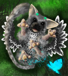 Baby Trico by Sphynxe