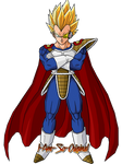 PrinceVegeta SSJ (Bringer of Death) Tenkaichi Edit