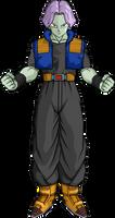 Super Future Trunks (Break Through the Limit) Tenk