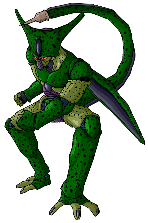 Imperfect Cell (Bringer of Death) Tenkaichi Edit by I-Am-So ...