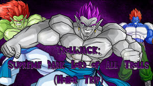 Trolljack, the Supreme Dark Lord of All Trolls (Ho by I-Am-So-Original