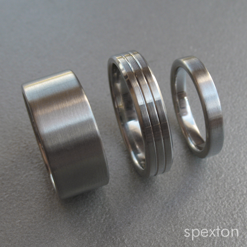 Inconel wedding ring by Spexton on DeviantArt