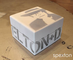 Elton John Cuff 04 by Spexton