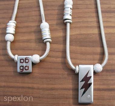 Lady Gaga Necklace and Bracele by Spexton