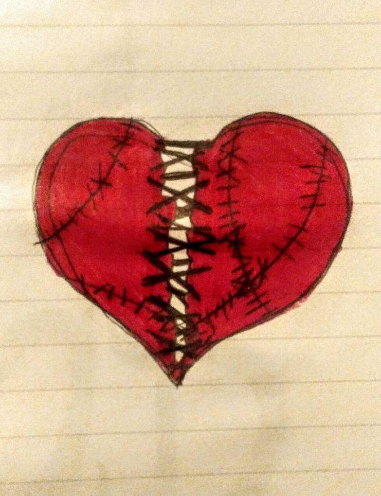 My Heart, Torn Apart By Scrumpstitch ...