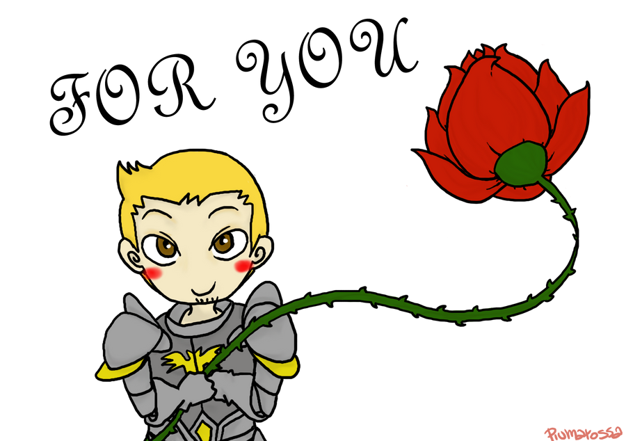 Alistair have a gift for you