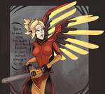 Commission - Chainsaw Mercy
