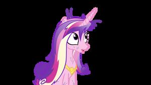 Princess Cadance - Huh?