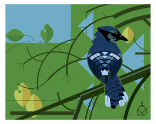 Bluejay by ValliantEffort