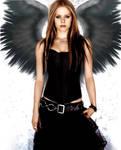 Avril Lavigne Angel