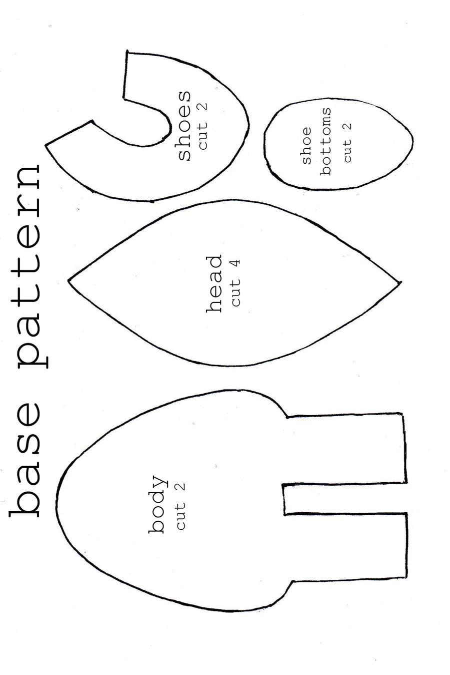 homestuck sewing pattern by b00ts