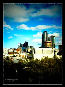 Cotton Clouds City