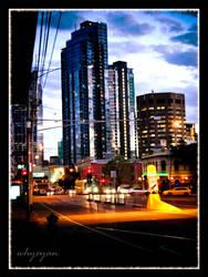 The City Awakes