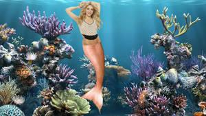 mermaid Shakira