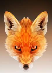 Fox Low Poly