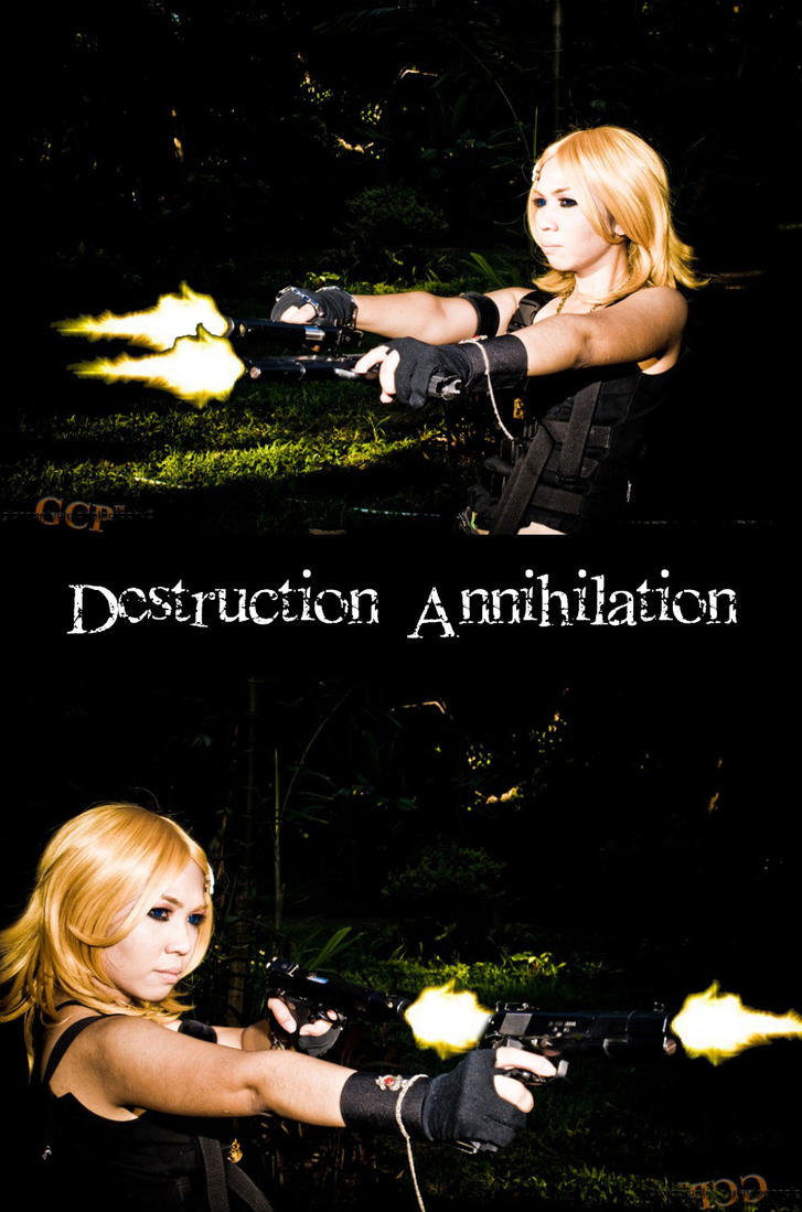 Destruction Annihilation by seseostara