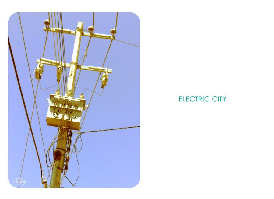electri city by artteddy