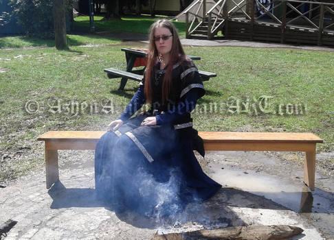 Crucible - Saxon Seamstress