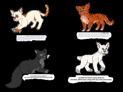 Warrior cats OTA (CLOSED)