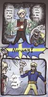 union between Norway and Sweden part 2